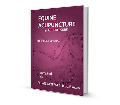 Equine Acupuncture Book Cover